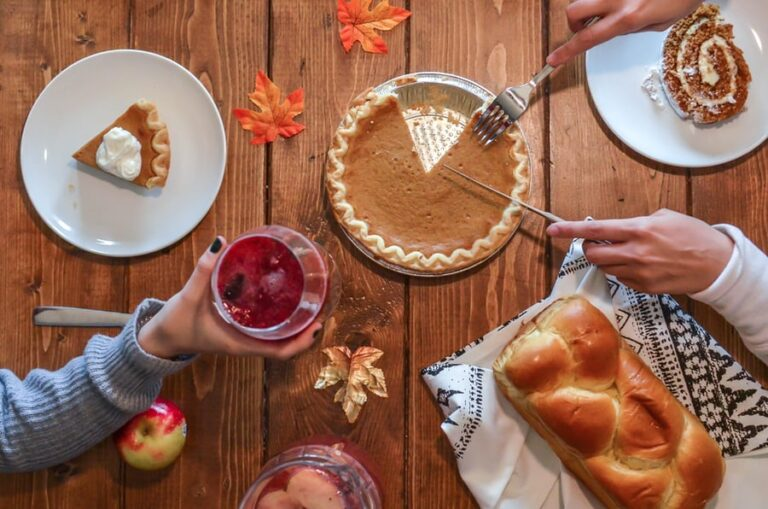Read more about the article Healthy Thanksgiving Switches for Weight Loss