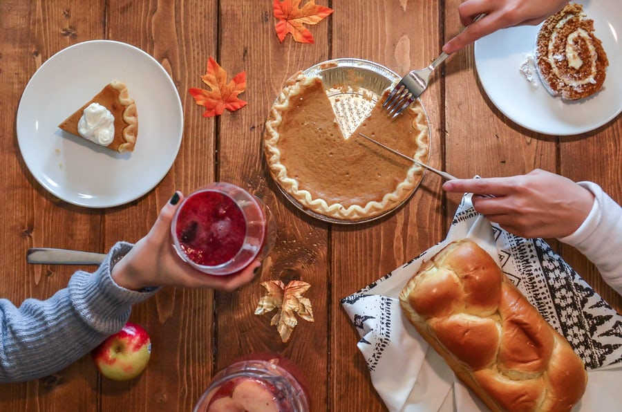 Healthy Thanksgiving Switches for Weight Loss